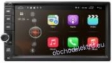"7"" 2DIN Android 10 2GB/32GB Car GPS navigace"