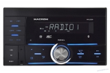 MACROM 2DIN AM/FM autorádio SD / MP3 / USB / AUX / BT HF sada / Audio BT