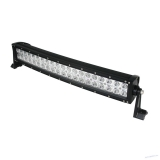 LED rampa prohnutá, 40x3W, 560mm, ECE R10