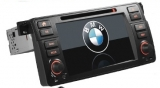 BMW 3 E46 DVD GPS,USB SD