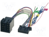 Kenwood ISO konektor 22pin