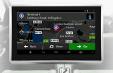 "5"" GPS navigace s DVR a Android"
