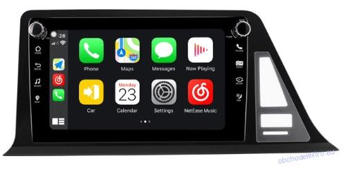 TOYOTA CH-R Android 8 GPS navigace, multimedia