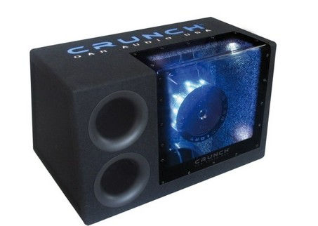 Subwoofer Crunch CRB500
