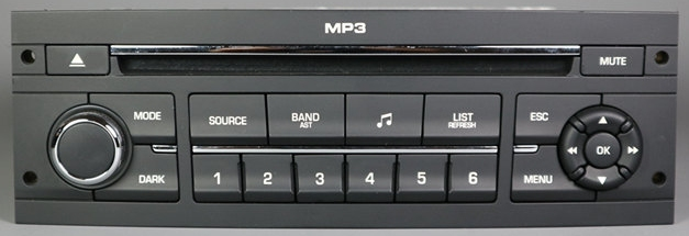 PEUGEOT/CITROEN CD/MP3/USB