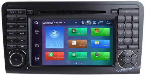 Mercedes Benz ML,GL Android 10 2G/32G
