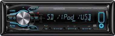 KENWOOD KMM-361SD bez CD mechaniky