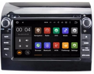 Fiat ducato 2DIN Android 7.1 GPS navigace