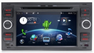FORD ANDROID DVD GPS Transit Focus Galaxy C-Max