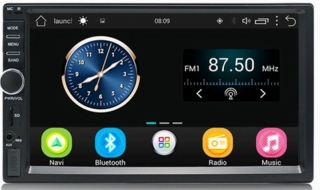 2DIN ANDROID GPS navigace