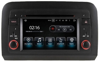 Fiat Croma 2DIN GPS navigace Android