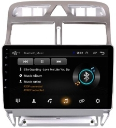 Peugeot 307 Android 8 GPS navigace