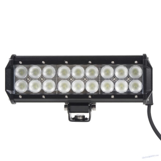 LED rampa, 18x3W, 235x73x107mm