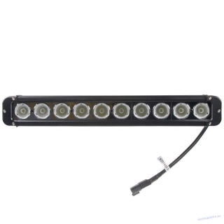 x LED rampa, 10x10W, 10-70V, 431x64x92mm