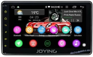 "1DIN Android 8.1 Autoradio Navi GPS Bluetooth WIFI  7"" IPS displej"