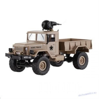 RC model auto REBEL TRUCK ZAB0115