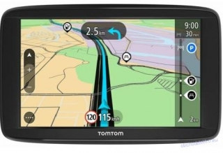 TomTom START 62 Europe + LIFETIME mapy