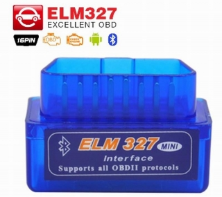 ELM327 Bluetooth Scanner V2.1 OBDII Car radio,Android,Win
